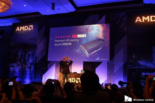 AMD RX 480؛ ارزانترین کارت گرافیک واقعیت مجازی جهان