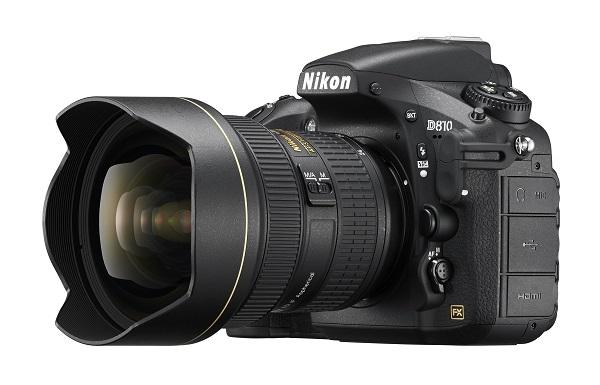 Nikon D810؛ یک DSLR تمام عیار برای عکاسان حرفهای