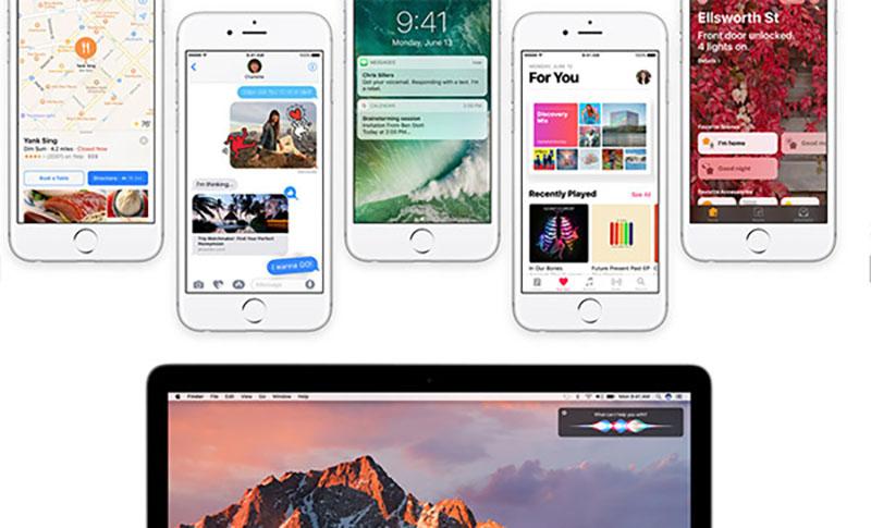 چگونه macOS Sierra و iOS 10 را دریافت کنیم؟