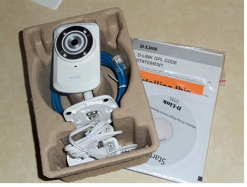 شناسایی حفرهای خطرناک در دوربینهای وایفای دیلینک