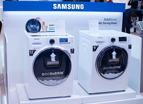 ورود ماشین لباسشویی پر سروصدای سامسونگ به بازار ایران