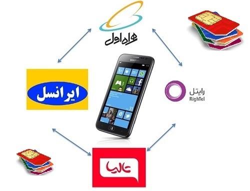 اجرای طرح آزمایشی جابهجایی میان اپراتورهای تلفن همراه با یک شماره موبایل
