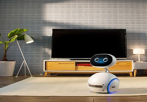 سئوالات خود را از روبات خانگی Zenbo بپرسید
