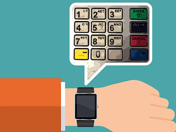 اگر میخواهید اطلاعات کارت بانکیتان لو نرود، ساعت هوشمند نبندید!