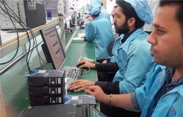 خط تولید گوشی ایرانی GLX در آستانه تعطیلی قرار دارد