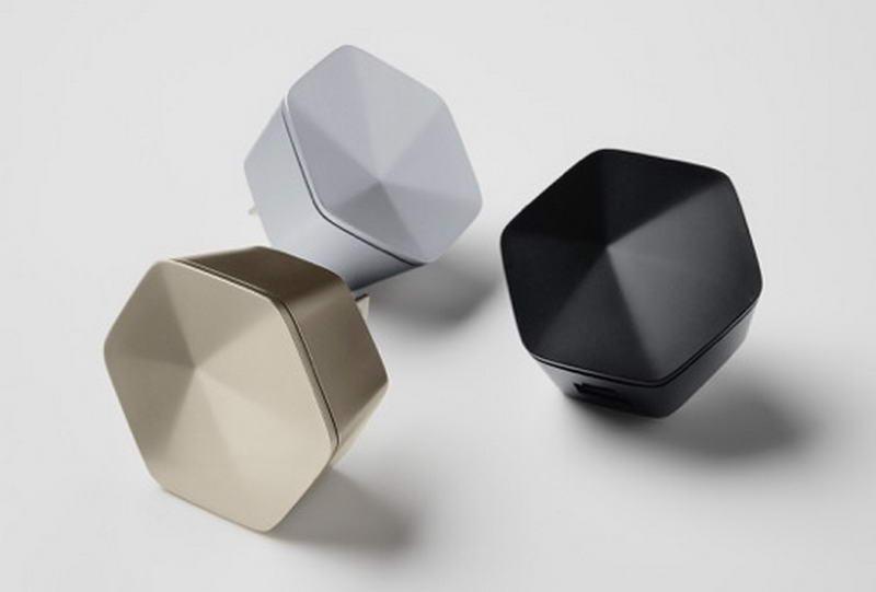 دوست دارید روترهای آینده شبیه جواهرآلات متصل به دیوار باشند؟
