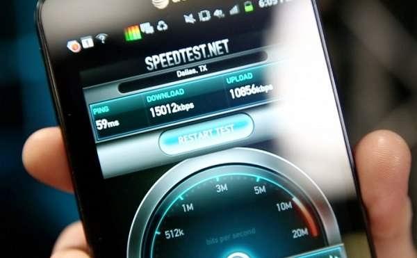 4G رکورد شکست: دانلود دو گیگابیت بر ثانیه!