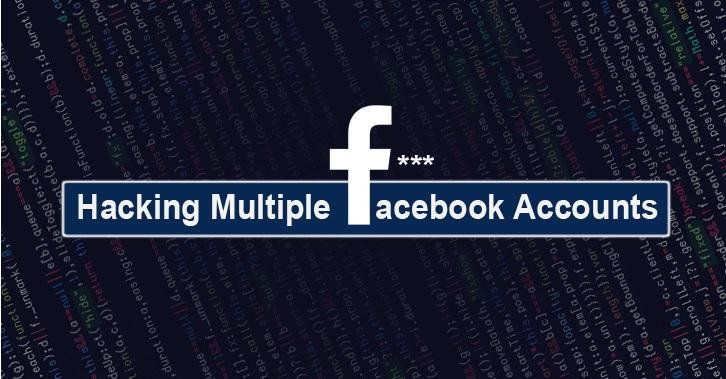 چگونه هکرها به حسابهای متعدد فیسبوک نفوذ میکنند؟