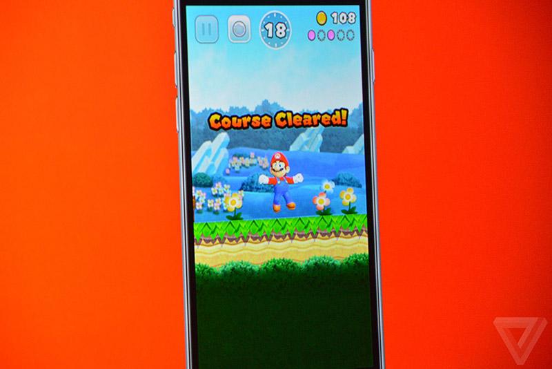 بازی ماریو برای سیستمعامل iOS عرضه شد + گالری عکس