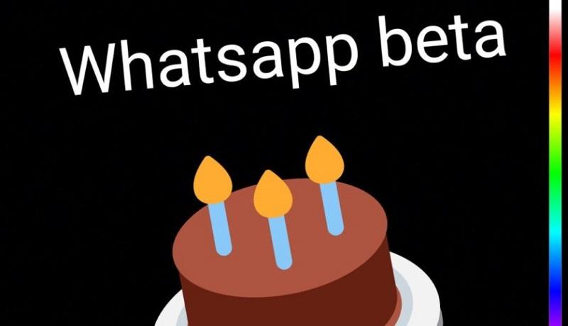 تولد واتساپ بتا با کلکسیونی از استیکرهای جدید و نقاشی روی تصاویر