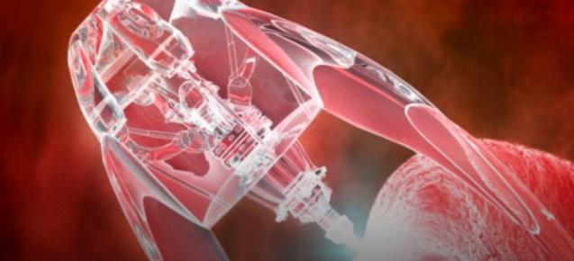 نانوروباتهای هدایتکننده دارو در بدن انسان ساخته شدند!