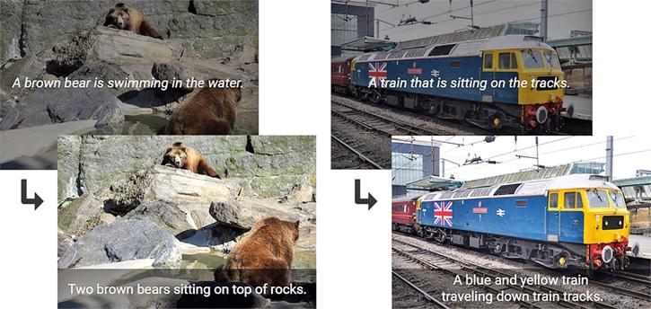 هوش مصنوعی گوگل به خوبی عکسها را توصیف میکند