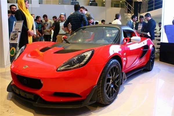 دو خودروی الیز S و الیز کاپ 220 لوتوس در ایران رونمایی شدند + قیمت و عکس