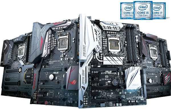 آموزش نصب پردازندههای «کیبیلک» روی مادربردهای سری 100 ایسوس + لینک دانلود فایل بهروزرسانی