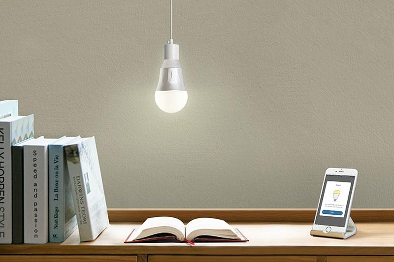 لامپ هوشمند وایفای بدون نیاز به هاب مرکزی