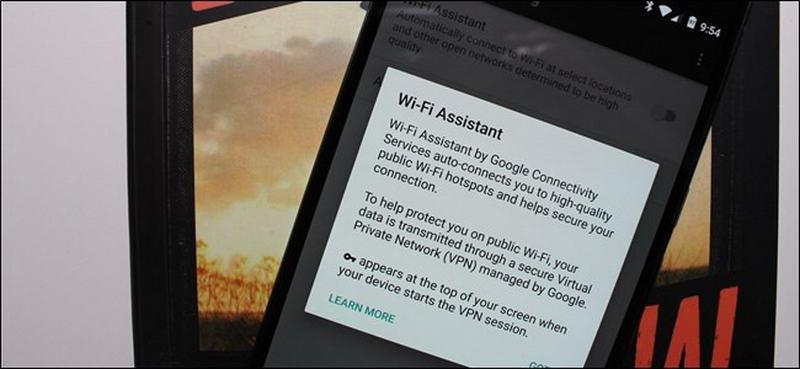 آموزش امنسازی اندروید گوشیهای نکسوس در وایفای عمومی