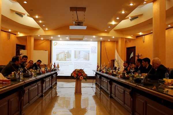 وزیر ارتباطات آذربایجان از شرکت مبیننت بازدید کرد