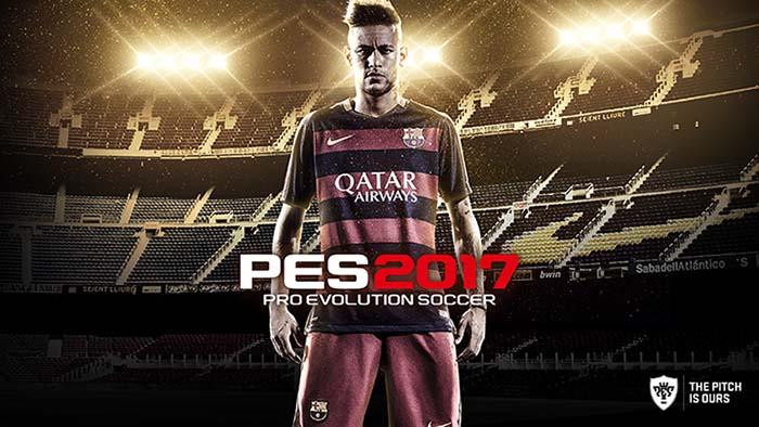 PES 2017: فوتبال شرقـــی