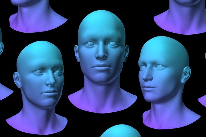 کامپیوتر کشف کرد انسانها چگونه چهرهها را تشخیص میدهند