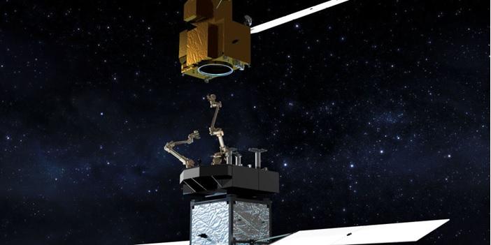 فضاپیمای روباتیکی که در فضا همه چیز را تعمیر خواهد کرد