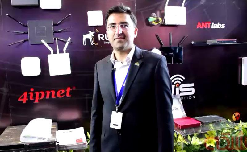 تماشا کنید: گفتوگو با مدیرعامل برند نانووایفای در الکامپ ۲۰۱۶
