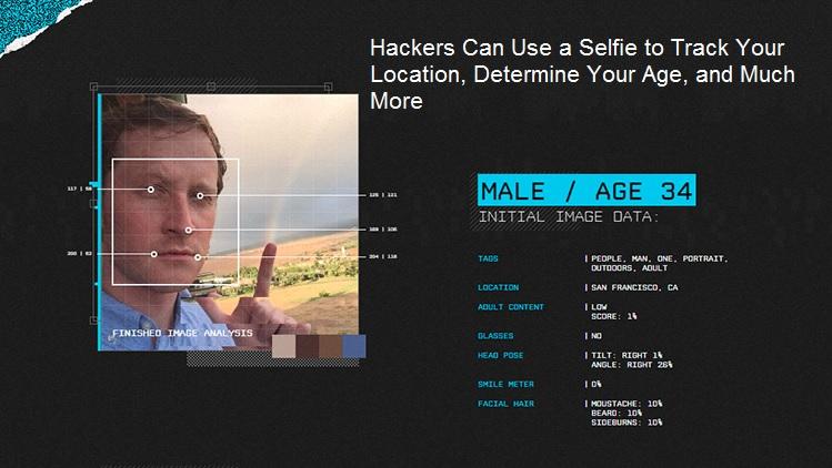 مراقب باشید چه سلفیهایی در فضای مجازی منتشر میکنید