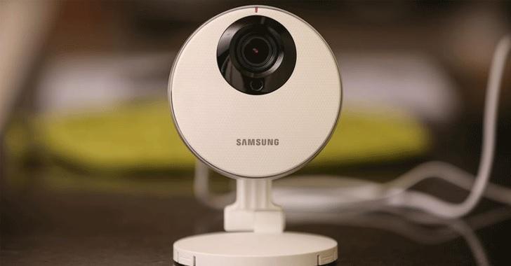 دوربینی که اجازه هر کاری به هکرها میدهد