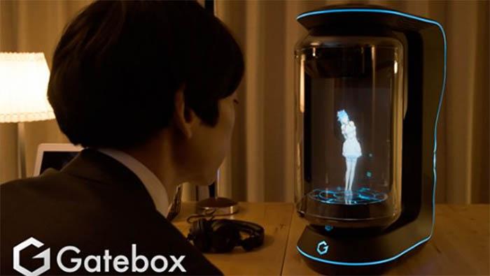 دختری در حباب