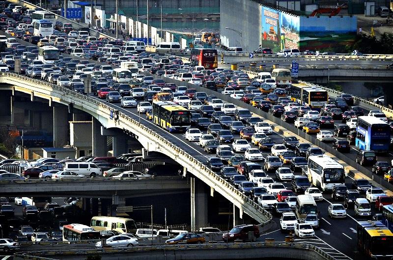 ترافیکهای شهری به مرور مغز را از بین میبرند