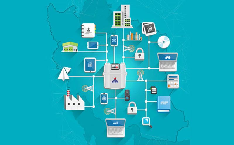 کنتورهای گاز ایران به اینترنت اشیا مجهز میشوند