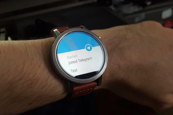 حالا میتوانید تلگرام را روی ساعتهای هوشمند نصب کنید