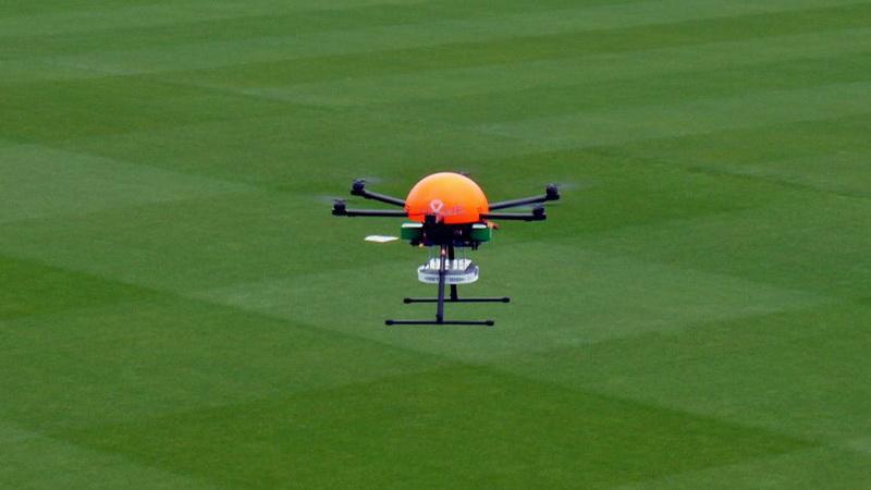 دکلهای هوایی و پرنده 4G در حوادث طبیعی + گالری عکس