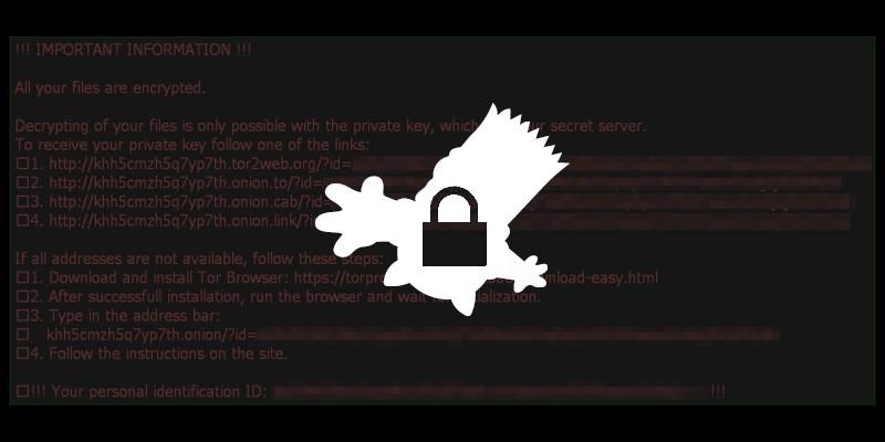 شرکت بیتدیفندر ابزار رمزگشای باجافزار Bart را ارائه کرد