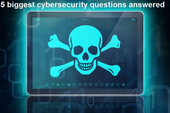 ۵ سوال بزرگ کاربران درباره امنیت فضای مجازی و جواب آنها