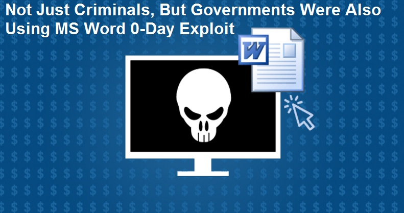 بهروزرسانی حیاتی مایکروسافت ورد را دانلود کنید تا قربانی نشوید