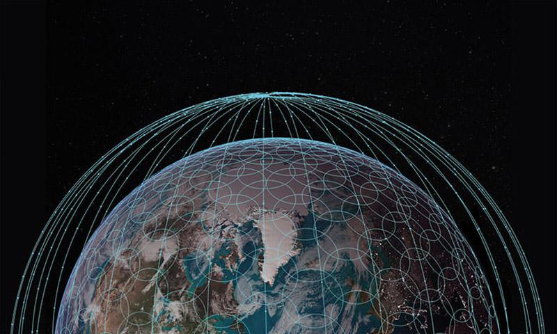 تا سال ۲۰۱۹ کل زمین زیر پوشش اینترنت خواهد رفت