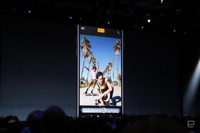 برنامه فوتوز در iOS11 از هوش مصنوعی استفاده میکند