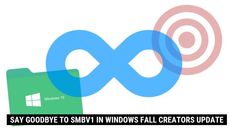 مایکروسافت SMBv1 را در بهروزرسانی بعدی ویندوز 10 بازنشسته میکند