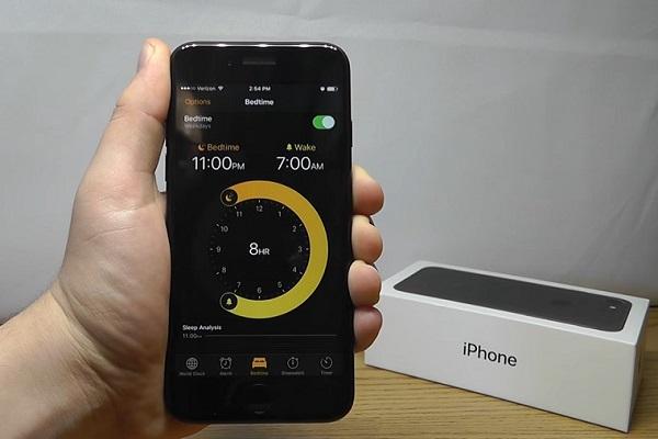 ترفند iOS: تعیین چرخه منظم خواب و بیداری