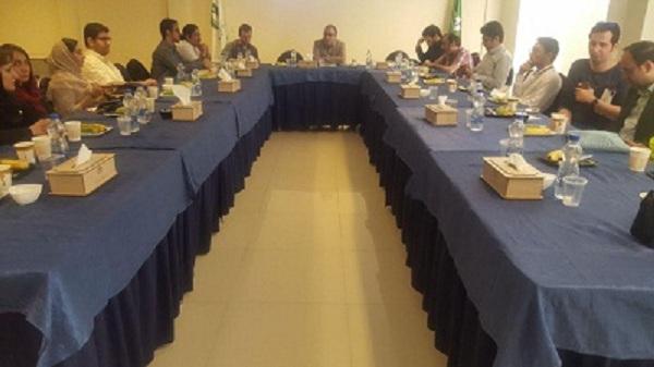 برگزاری نشست هماندیشی با شتابدهندهها و سرمایهگذاران توسط سازمان نظام صنفی