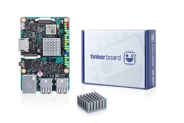Tinker Board ایسوس، رقیبی برای رزبریپای