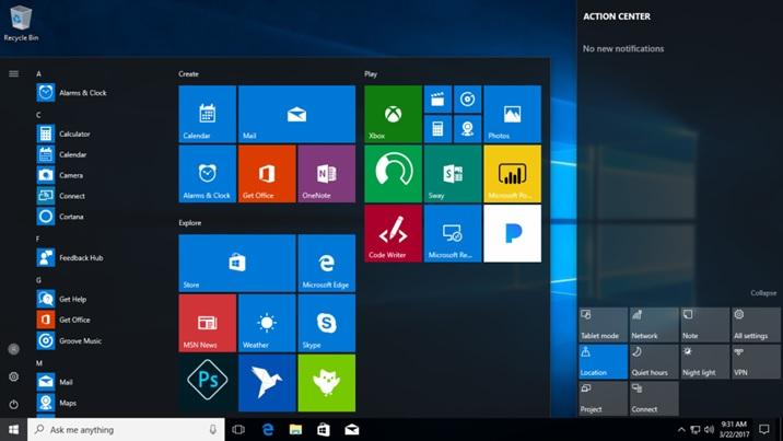 مایکروسافت ویندوز 10 را به ابزار ضد باجافزاری دیگری تجهیز میکند