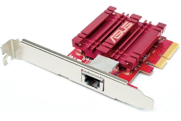 کارت شبکه ۱۰ گیگابیتی سازگار با چند استاندارد اترنت
