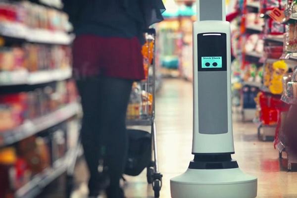 تماشا کنید: استخدام رباتهای ناظر در سوپرمارکت!