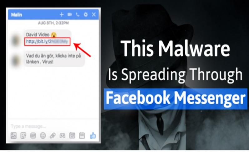 مراقب باشید روی چه پیامهای ویدویی در فیسبوک کلیک میکنید!