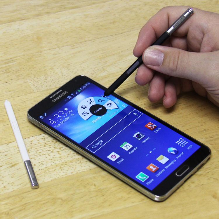 قلم S سامسونگ هم میکروفون دارد و هم امضای دیجیتال میکند