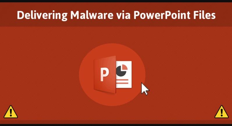هکرها از فایلهای پاورپوینت برای انجام فعالیتهای مجرمانه استفاده میکنند