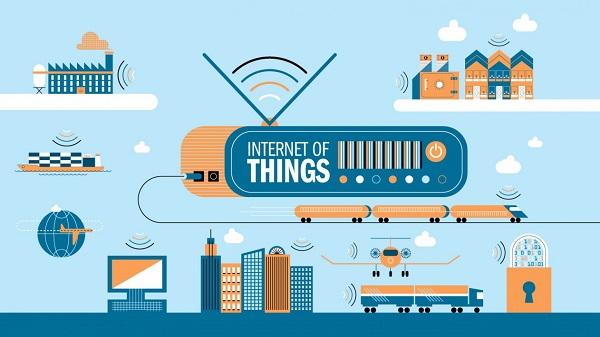 نسل پنجم شبکه تلفن همراه و اینترنت اشیاء