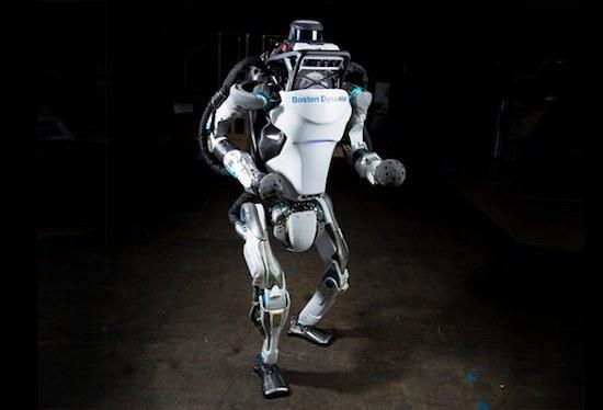 ویدیو: با دیدن پشتک زیبای این روبات یاد ژیمناستها میافتید