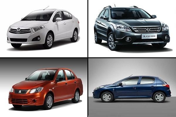 قیمت پرفروشترین خودروهای داخلی اعلام شد - 12 آذر